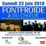 Chorale diapason - Fontfroide à du Choeur.