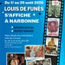 Louis de Funès s'affiche à Narbonne