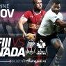 Tournoi d'automne : Fidji - Canada